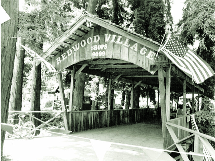 Redwood village