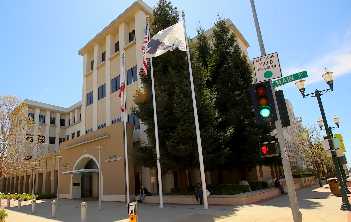 Watsonville government
